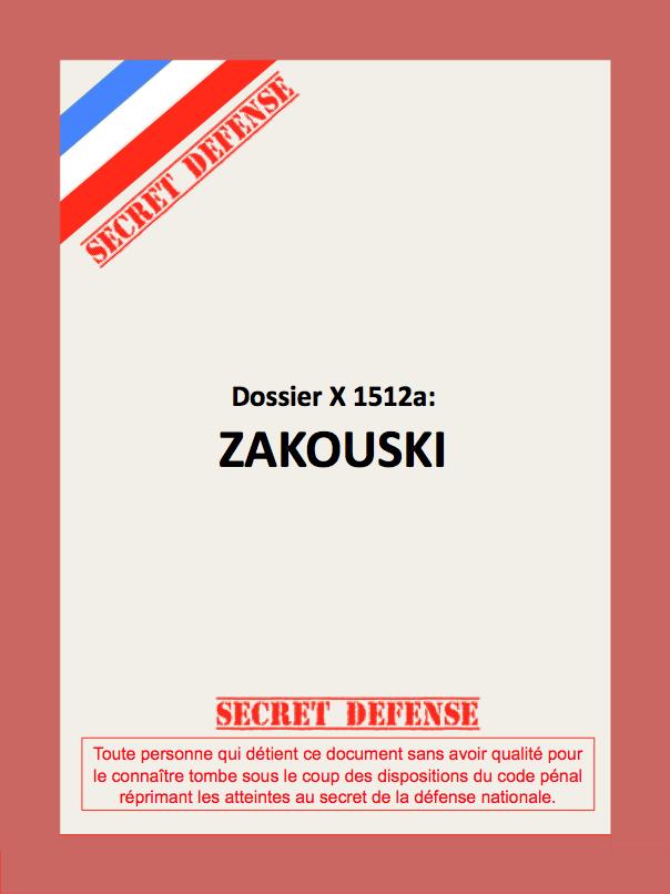 Dossier ZAKOUSKI, cliquez dessus
