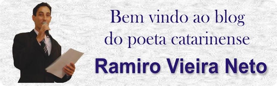 Poeta Catarinense  Ramiro Vieira Neto