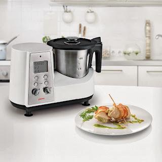 robot de cozinha yammi