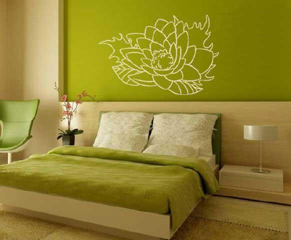 interior hijau