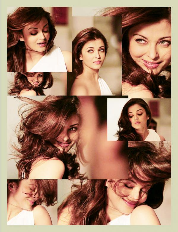Aishwarya Rai 1 - Aishwarya Rai Hot Print AD