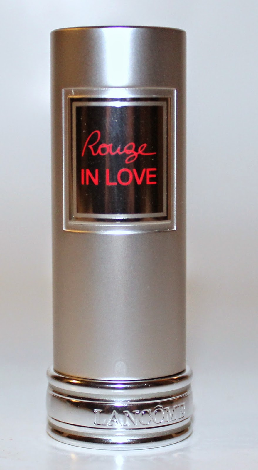 Lancôme Rouge in Love Lipcolour in 343B Fall in Rose