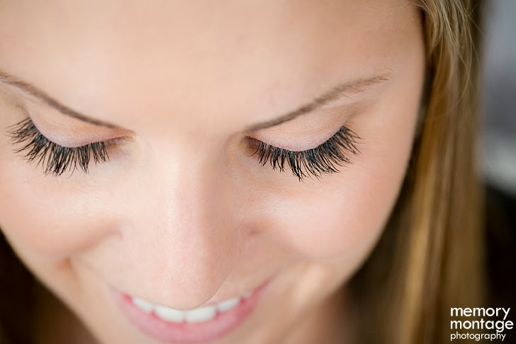 Wink Eyelash Studio Yakima Commercial Photography