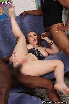 Vicky Vixen_first interracial scene