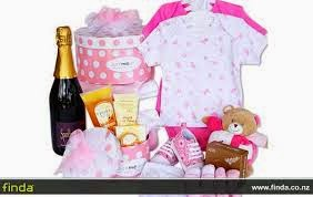 Baby shower gift ideas personalized baby gift baskets make exceptionally good gifts for a baby shower event try adding two or more gifts for the new mother to appreciate her negle Choice Image
