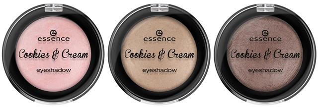 Essence Cookies & Cream Trend Edition Eyeshadow