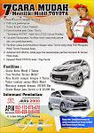 7 Cara Mudah Beli Toyota