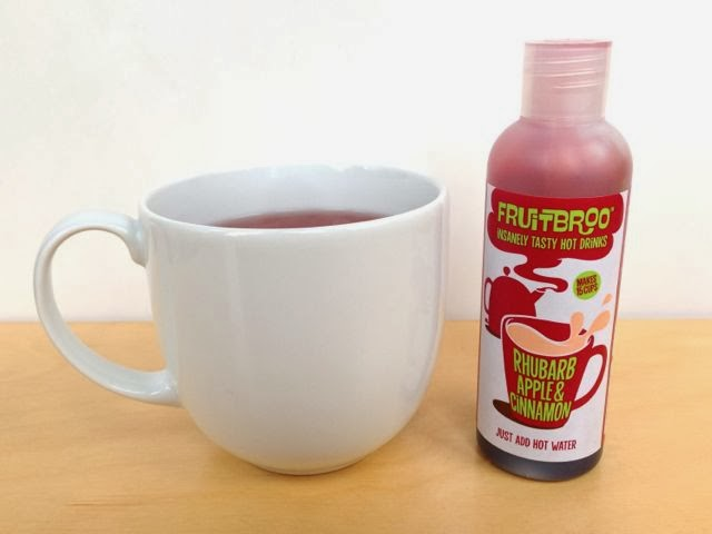 Fruitbroo - hot fruit drink
