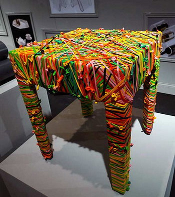 Utilitarian Objects From Recyclable Stuff Artsdecoration