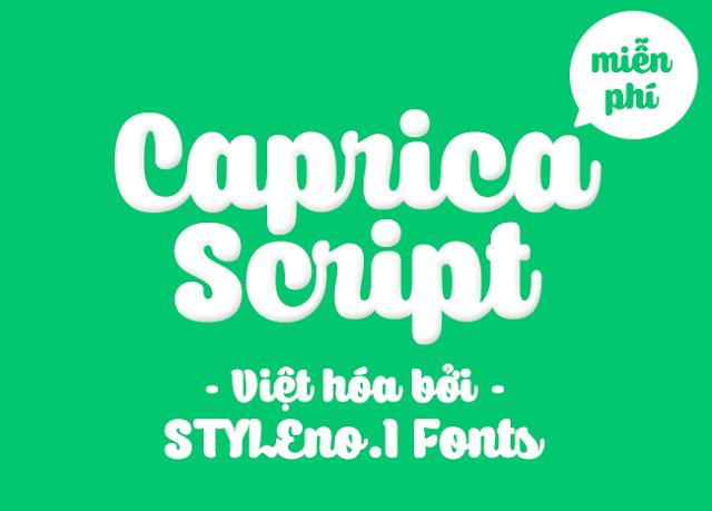 [Round Script] Caprica Script Việt hóa