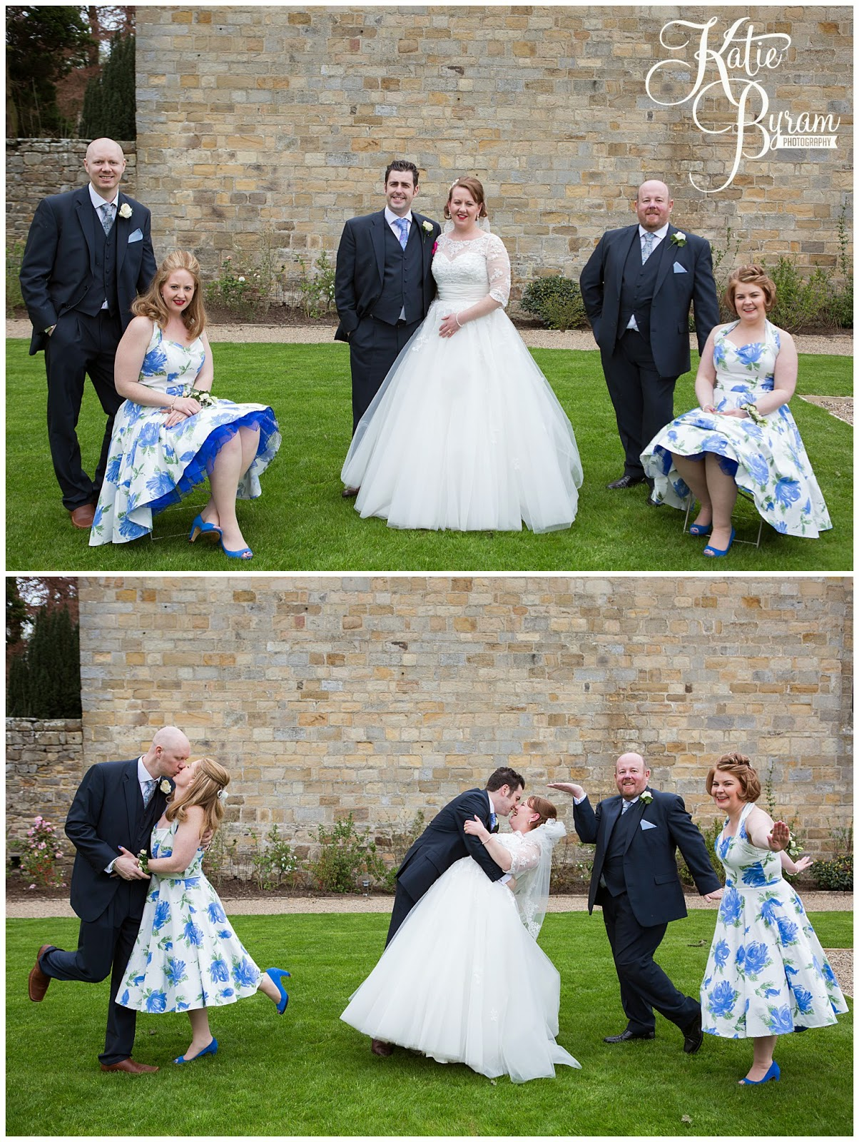 minsteracres wedding, lord crewe arms wedding, dog at wedding, scoops and smiles, katie byram photography, ice cream van hire newcastle, newcastle wedding photography, relaxed wedding photography, quirky, 50's wedding, alternative wedding, irregular choice, wedding dress with sleeves