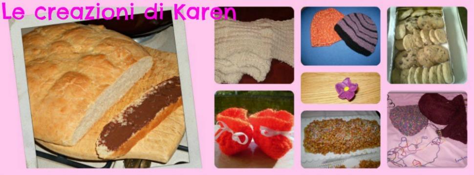 Le creazioni di Karen
