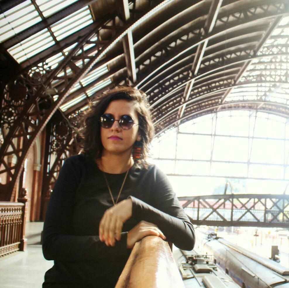 Raquel Amarante (Autora do Blog)
