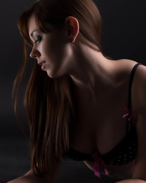 Dave Kelley fotografia mulheres modelos fashion Kat
