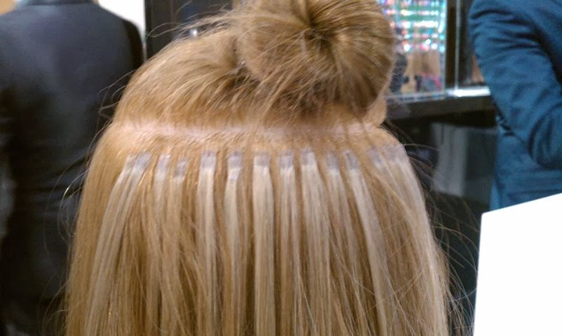 Keratin Wax Hair Extensions 78