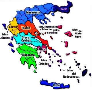 mapa de grecia antigua los griegos en todo su esplendor mapa antigua grecia
