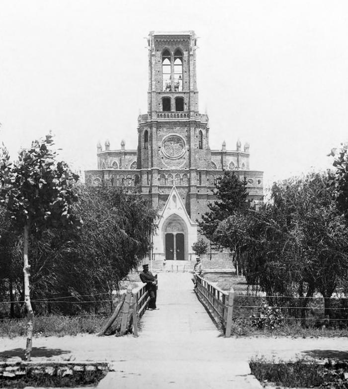Fotos Viejas De Mar Del Plata La Historia De La Catedral