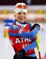 Кайса Мякяряйнен - Эстерсунд 2012