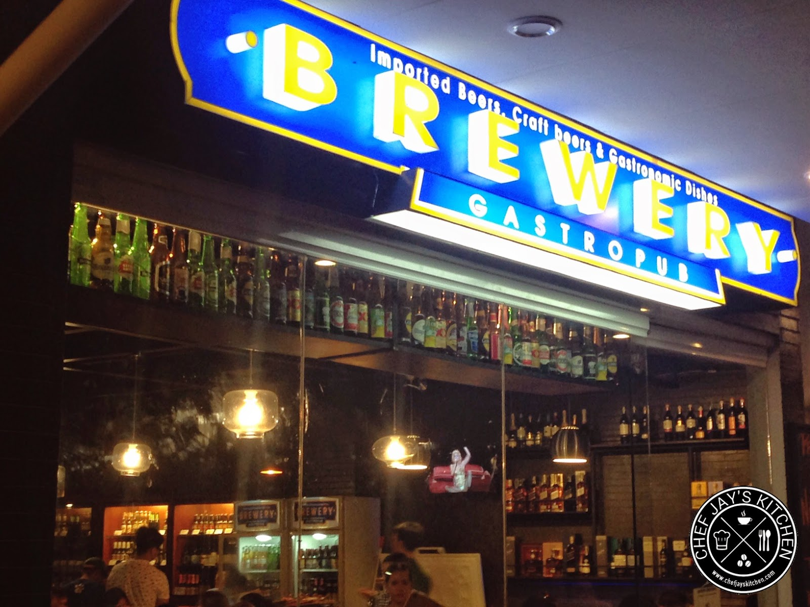 Brewery Gastropub: Serving the Best Imported Beers in Iloilo City