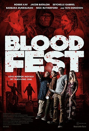Filme Blood Fest - Legendado 2018 Torrent