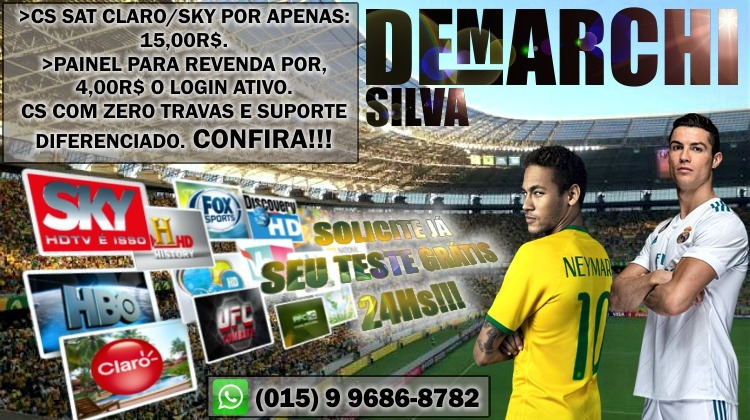 DEMARCHI CS E IPTV