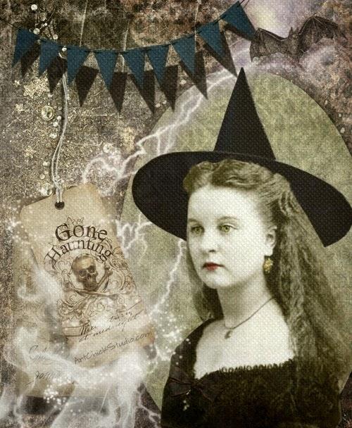 Witchery Digital Art