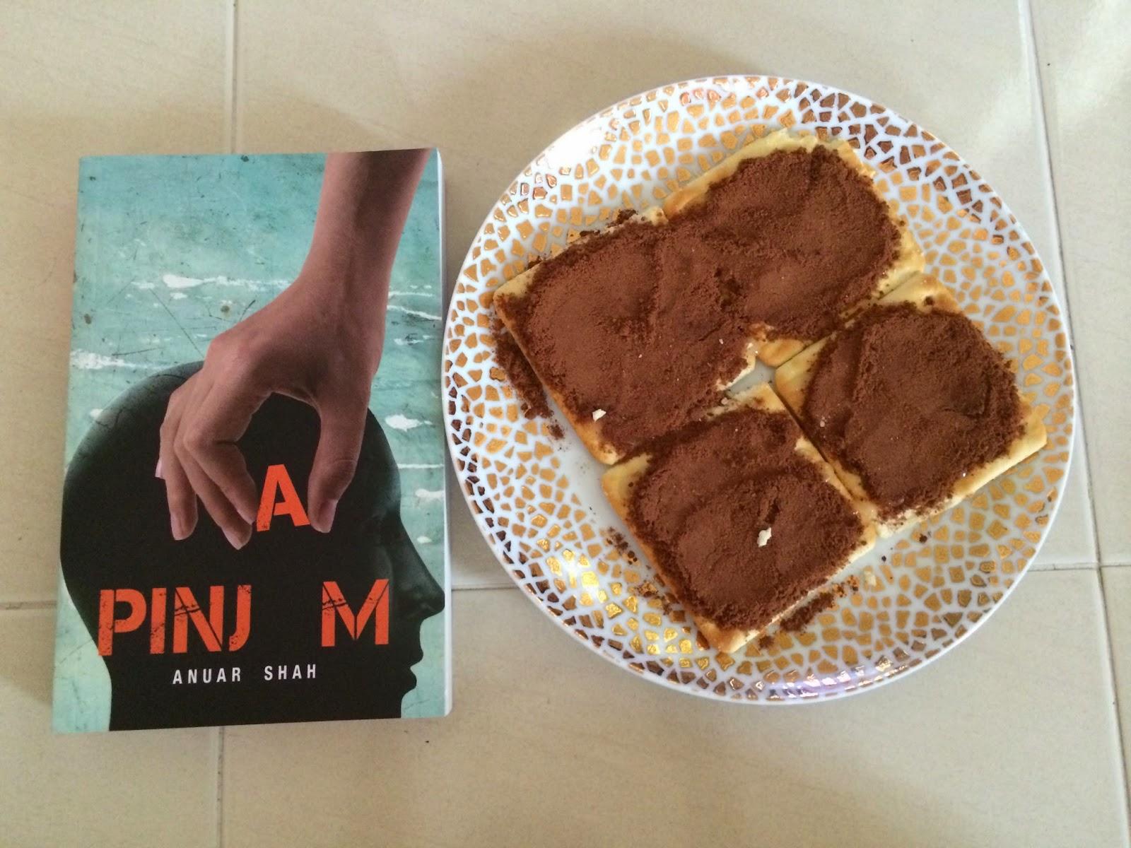 Review novel Pinjam