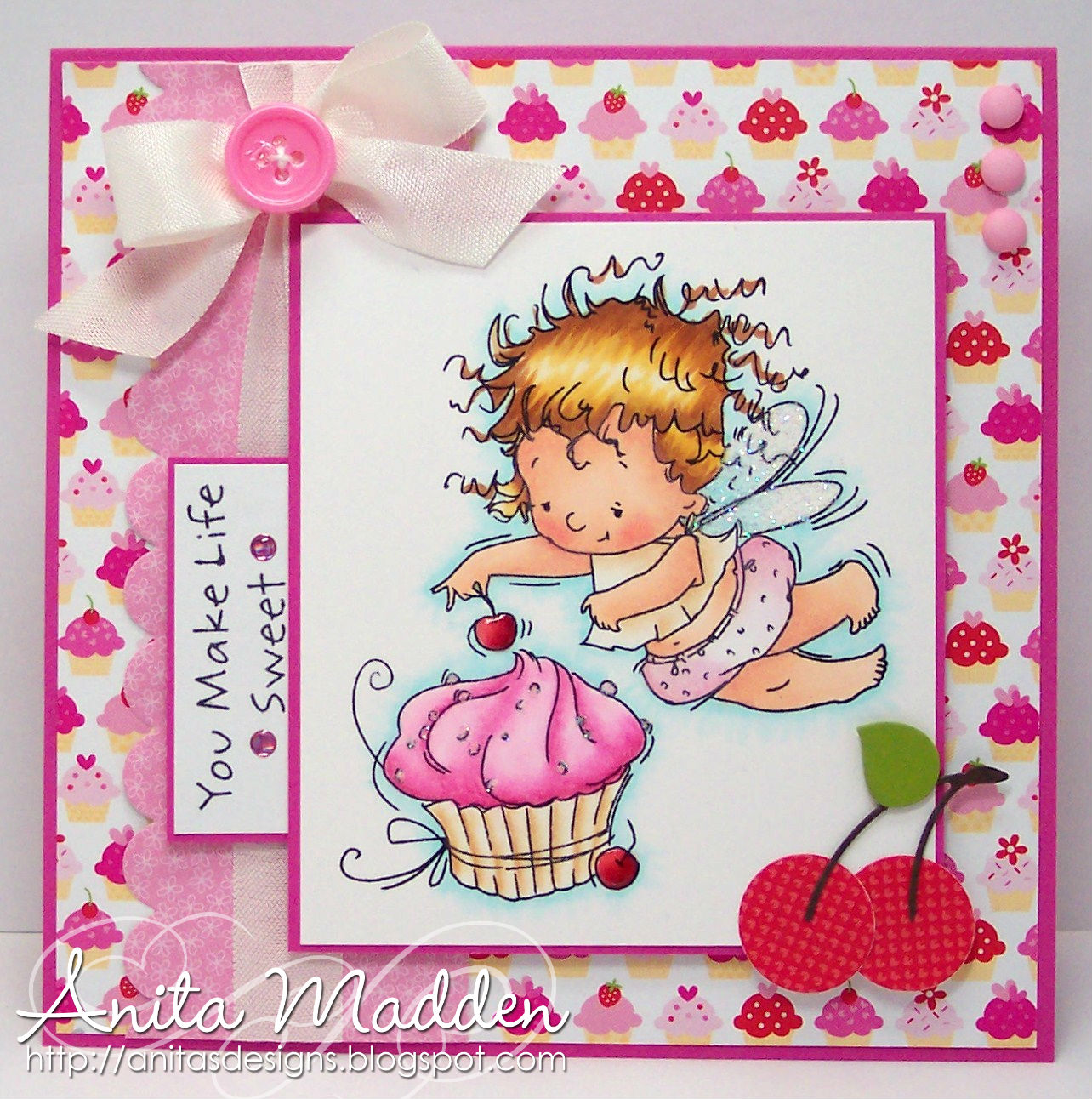 Just A Pigment Of My Imagination Sugar Nellies Fairy Faye And Pencil Case Boxes 6116 I Love These New Fairies Theyre All Beautiful Arent They Colored This Sweetie With Copics Pencils Used Glamour Dust On Her Wings