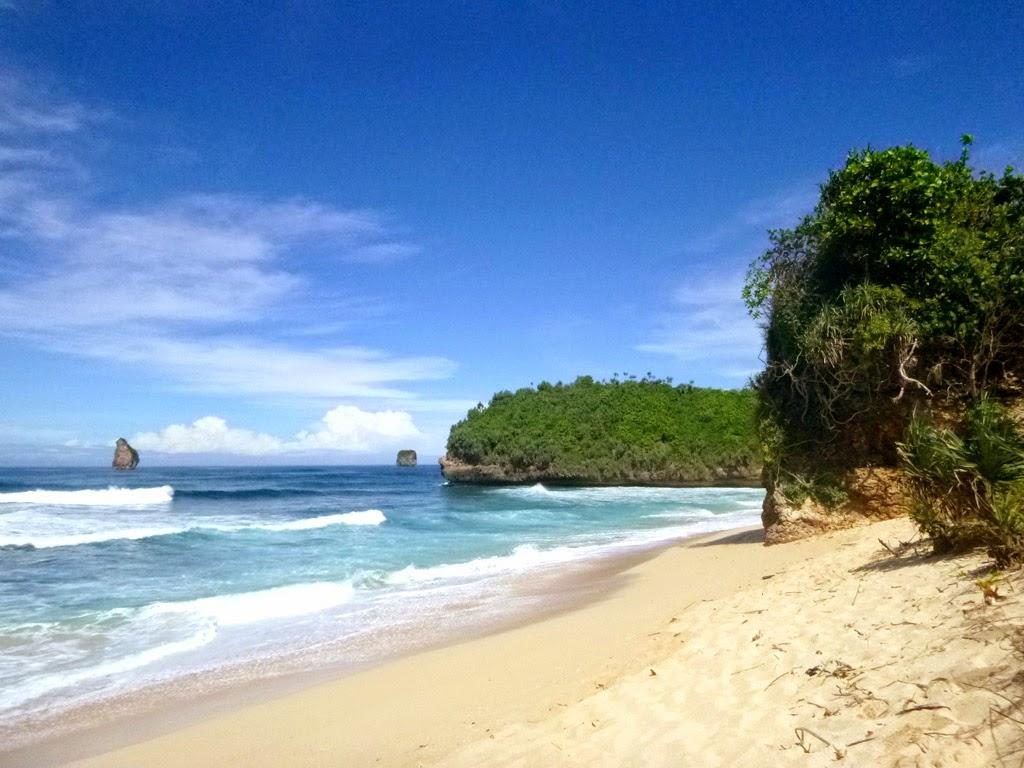 Pantai Goa China - Malang