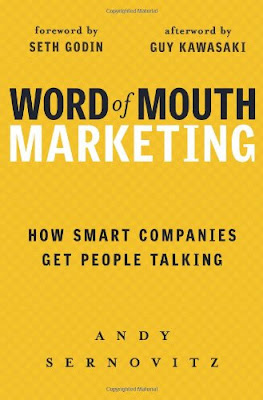 WOM How smart companies get people talking book