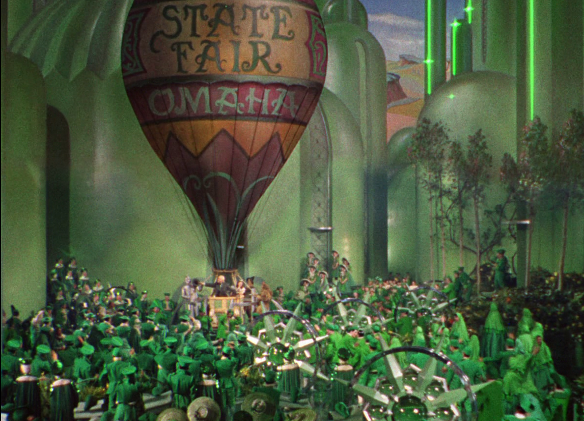 Wizard Of Oz Balloon