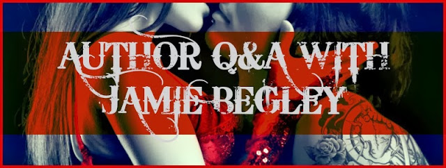 Blog Tour: Author Q&A + Giveaway – Teased by Jamie Begley