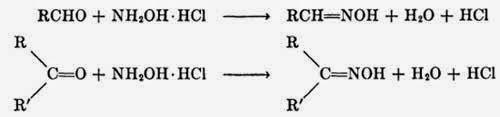 Hydroxylamine Methods