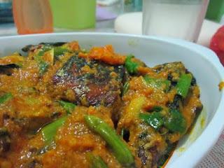 Resep Masak Ikan Tongkol Bumbu Kuning ala Bunda laila hd