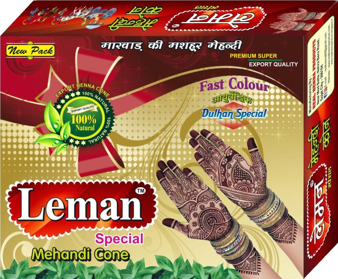 LEMAN HENNA