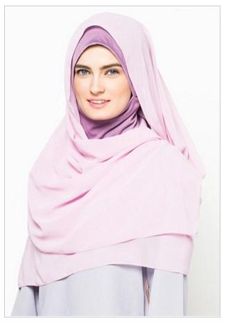 Style Hijab Untuk Orang Gemuk Terbaru 2016