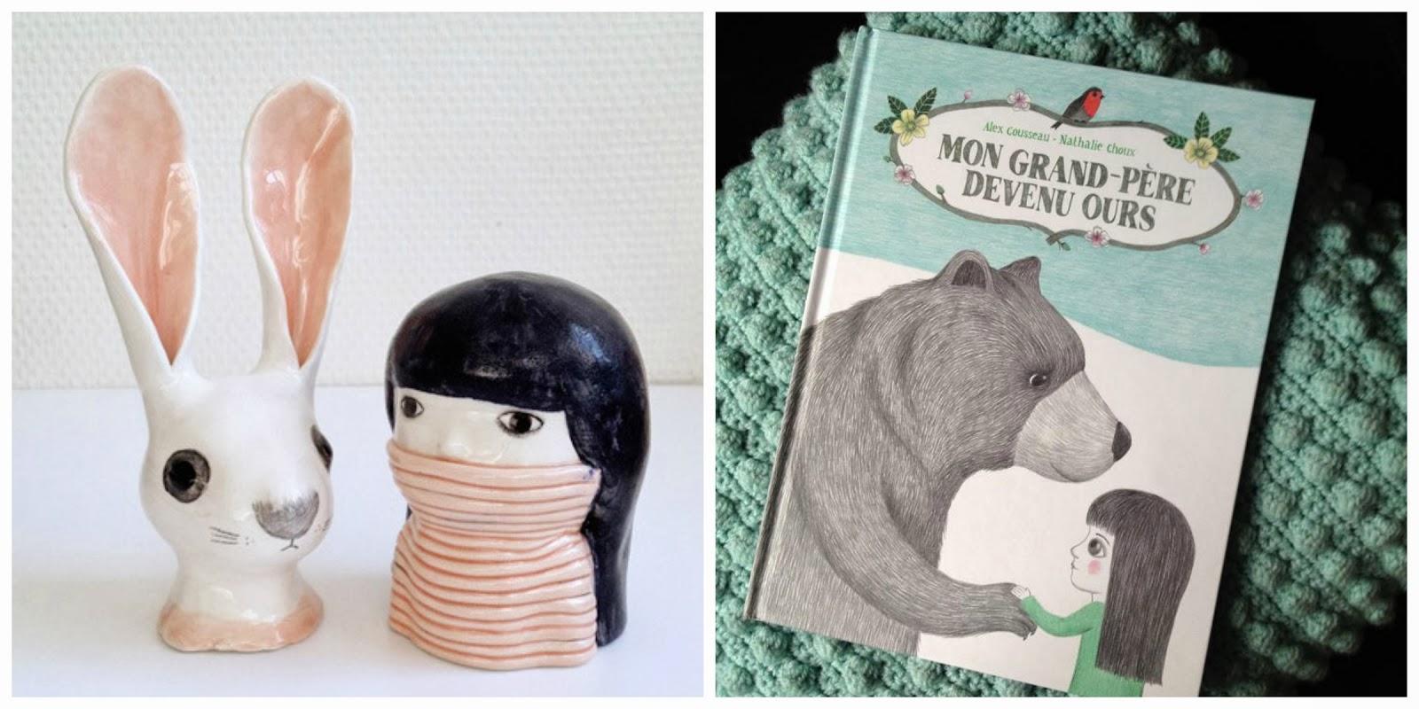 Ceramica e ilustracion nathalie choux