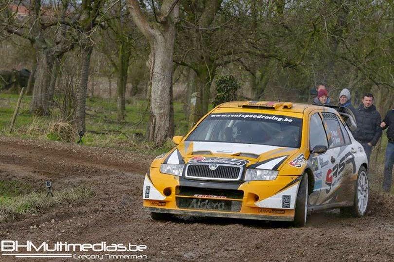 BRC : Rally van Haspengouw 2015