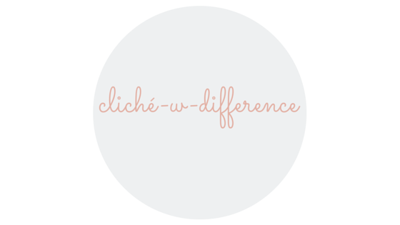 cliché-w-difference