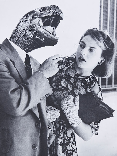 Grete Stern - Sueño 28, amor sin ilusión, 1951 Light of Modernity in Buenos Aires, 1929-1954 Don't snap at ME Mister!