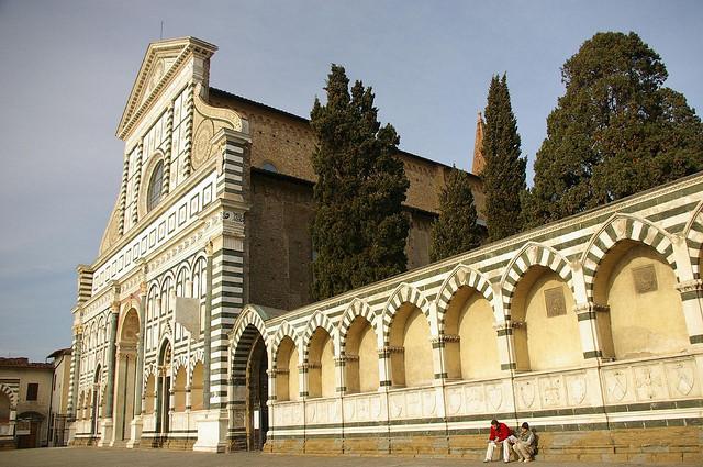 basilica santa maria novella firenze