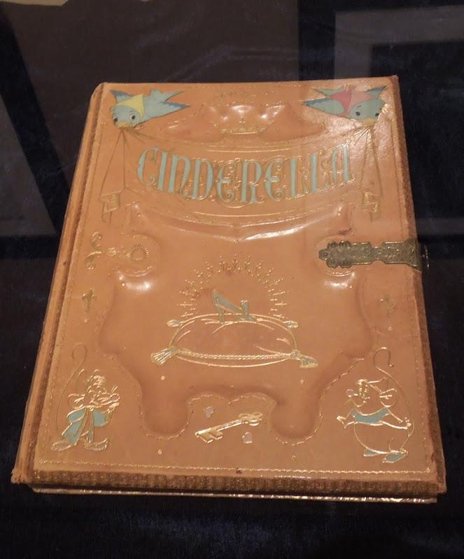 Disney Cinderella storybook prop