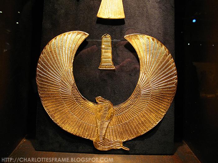 Egyptian jewellery, Tutankhamun, Toetanchamon zijn graf