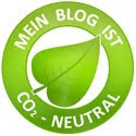 """Mein Blog ist CO2-neutral"""