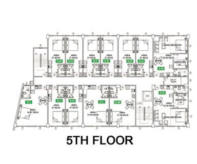 People s condominium san rafael of injap land corporation for Two story condo floor plans