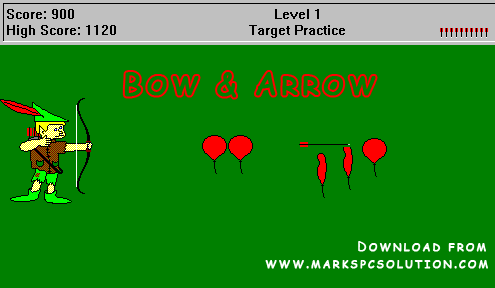 Bow and Arrow Game Free Download!