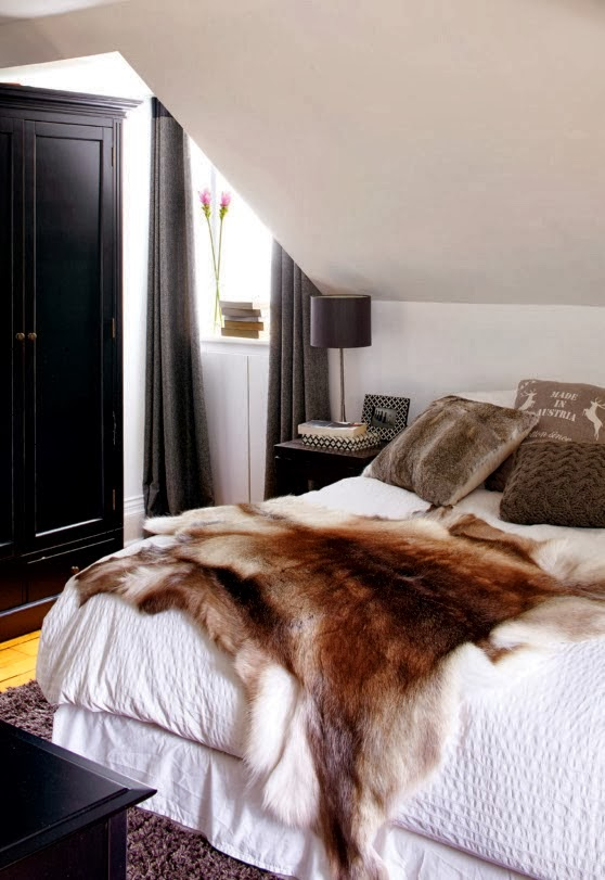 Eat Sleep Decorate Fur Trends In Home Decor Amp Fashion