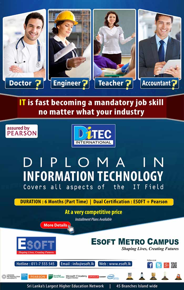 This is the ideal course for beginners who wish to obtain a thorough knowledge in IT for higher studies, or for those who wish to take up careers in other fields such as medicine, engineering, accountancy, management, etc for obtaining a sound IT knowledge to boost their respective careers. The value of this course has been enhanced with the accreditation from Edexcel International, UK which means that you now receive an internationally recognised certificate issued by Edexcel, subject to Edexcel approval.