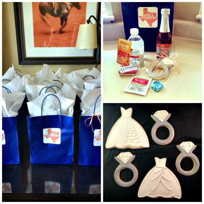 The Holland House: Bachelorette Survival Kit