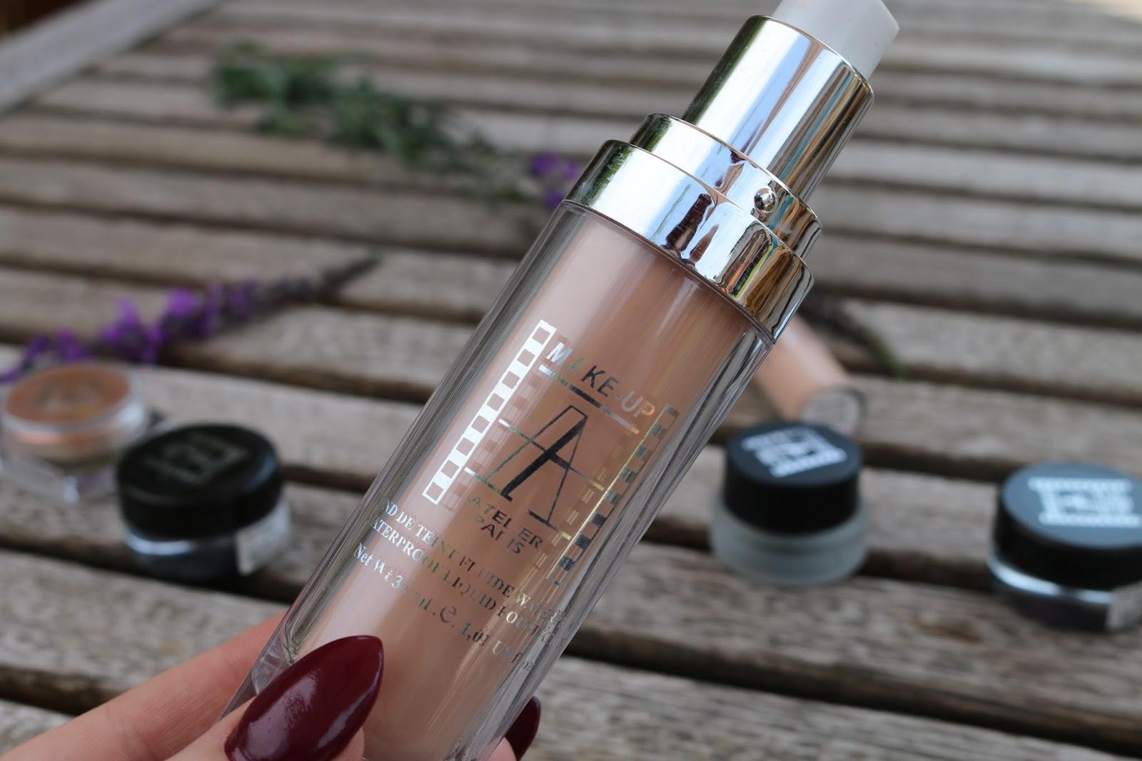 Makeup Atelier Paris Foundation